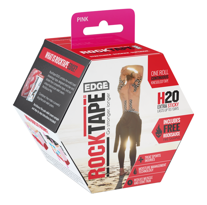 RockTape Edge -  Pink