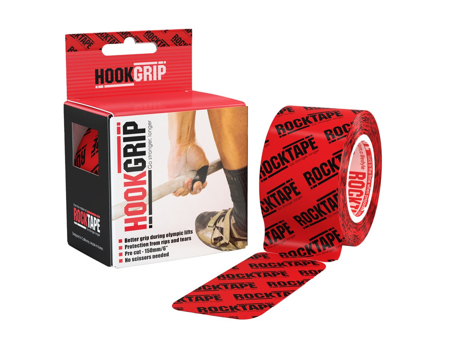 HookGrip Tape - Thumb Protection for Weightlifting