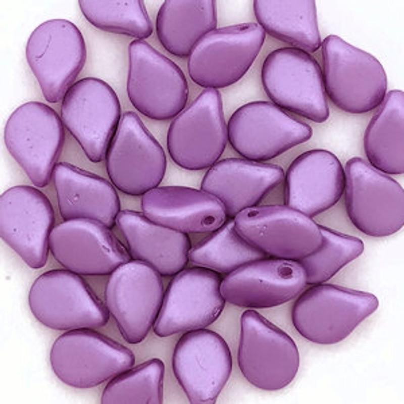 Pip Beads, Lilac (Qty. 35)