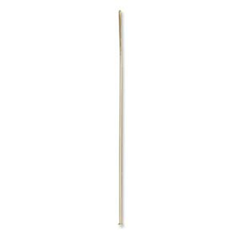 Headpin, 2 inch, 26 GA, 24K Gold Filled (Qty: 10)