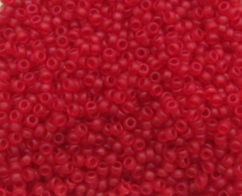 15-F0141, Matte Transparent Red (14 gr.)