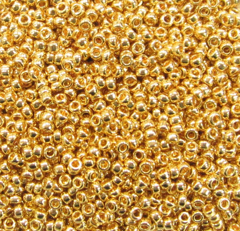 15-0465, 24K Gold Plated (14 gr.)