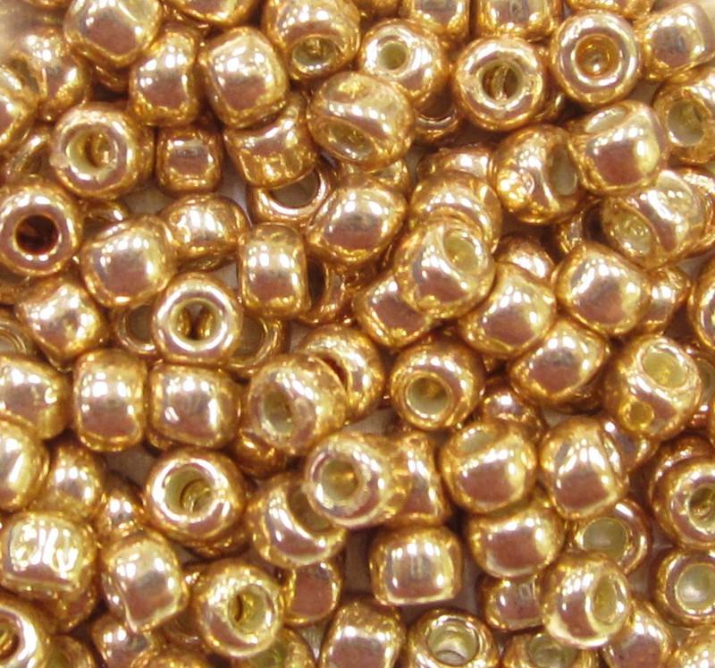 6-P0481A, PermaFinish Light Rose Gold (28 gr.)