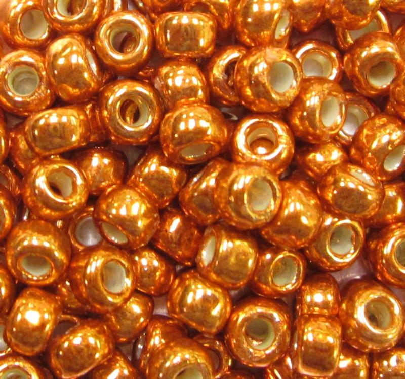 6-P0486, PermaFinish Pumpkin (28 gr.) (Toho PF562)