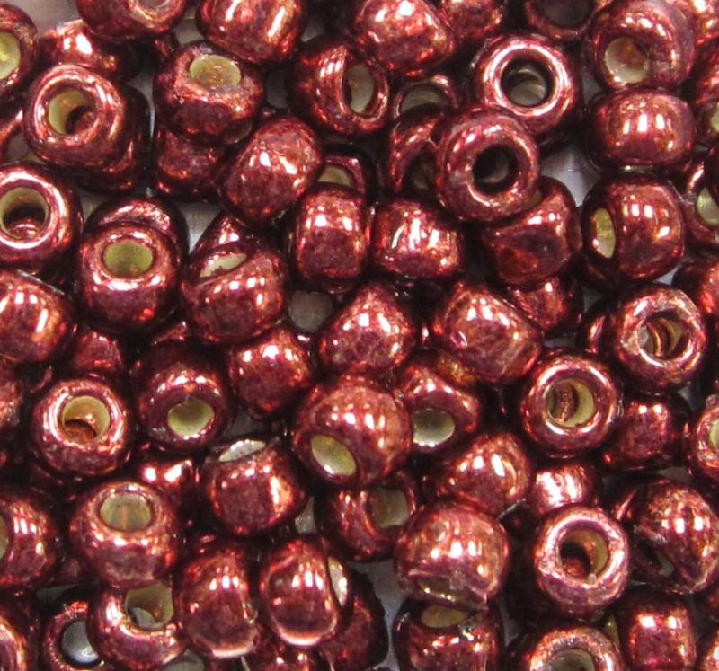 6-P0489, PermaFinish Cranberry (28 gr.) (Toho PF564)