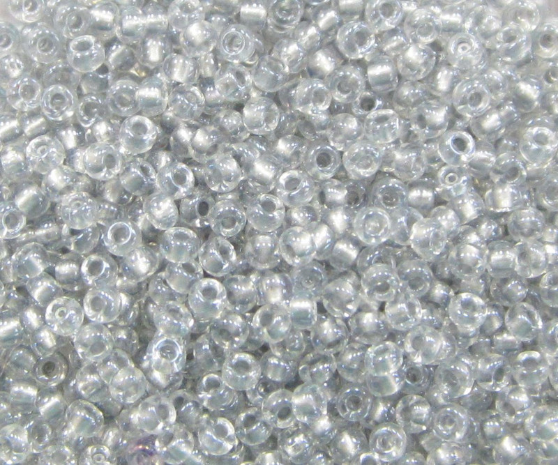 11-0242, Sparkling Pewter-Lined Crystal  (28 gr.)