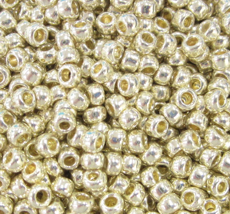 8-P0470, PermaFinish Silver (28 gr.) (Toho PF558)
