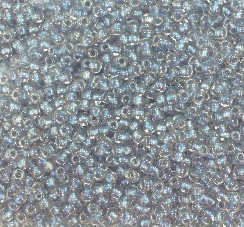 11-0377E, Color-Lined Metallic Steel Blue (28 gr.)