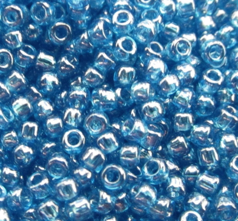 11-0175B, Transparent Aqua Luster (28 gr.)