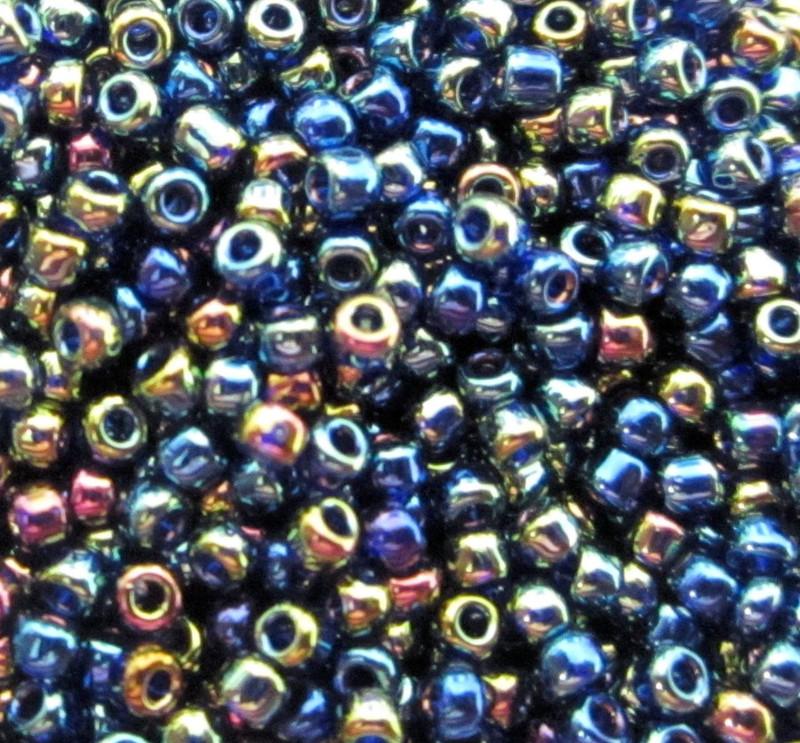 11-0177A, Blue Multicolor Iris (28 gr.)