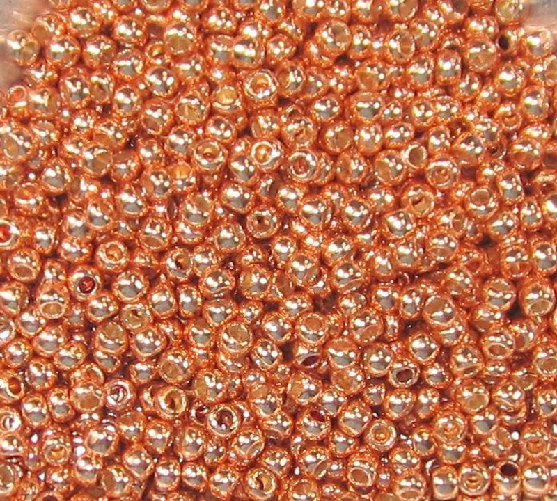 15-P0481, PermaFinish Rose Gold (14 gr.) (Toho PF551)