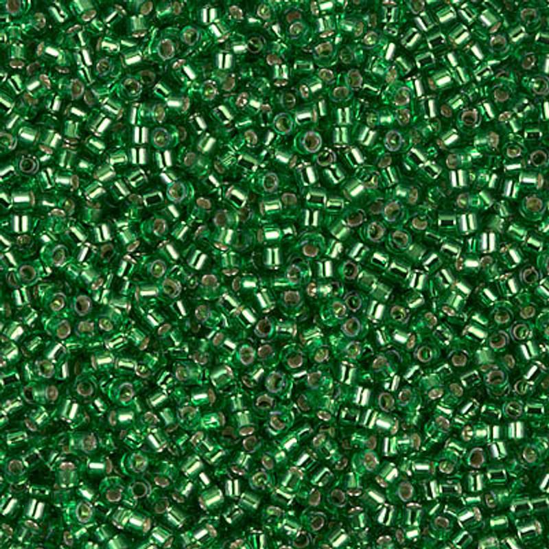 11-DB-0046, Silver-Lined Light Green (10 gr.)