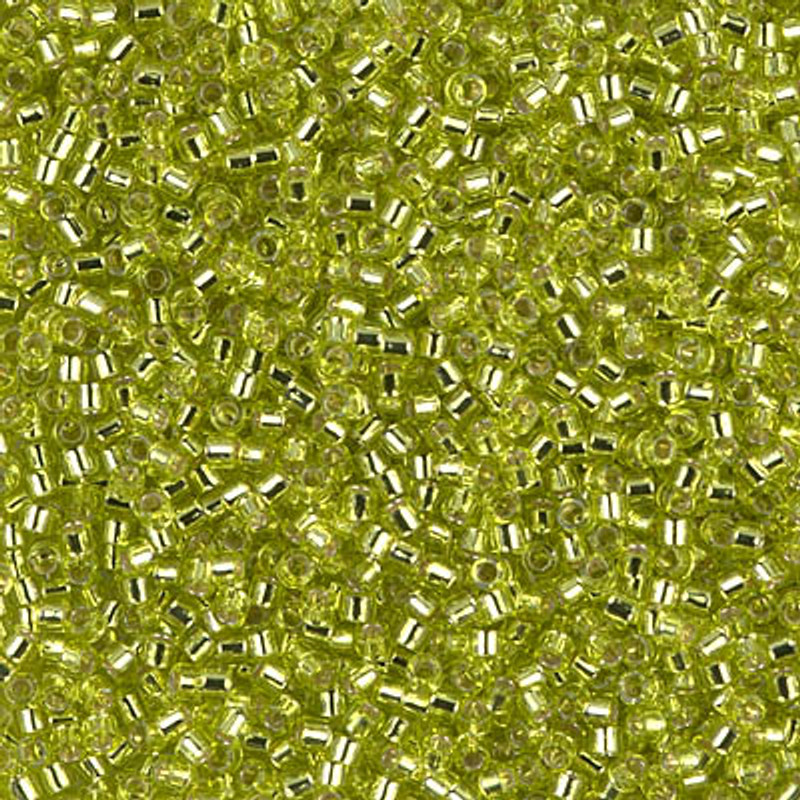 11-DB-0147, Silver-Lined Chartreuse (10 gr.)