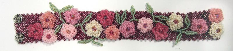 Ramblin' Roses Bracelet Kit