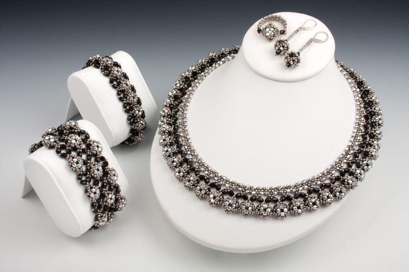 Rosetta Necklace Kit