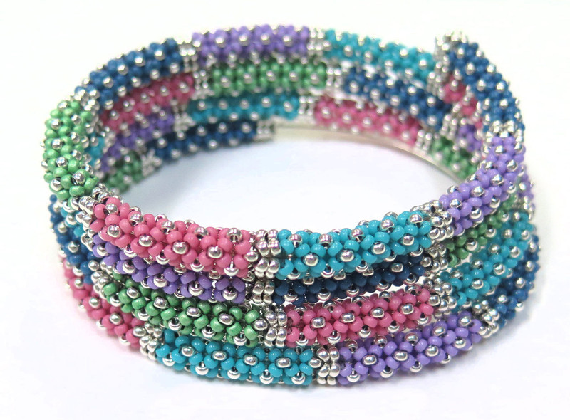 Gypsy Soul Wrap Bracelet Instructions Only
