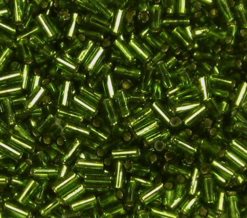 BGL1-0026, Silver-Lined Olivine (10 gr.)
