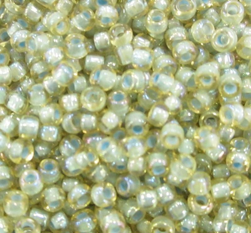 8-0356F, Sage-Lined Amber (28 gr.)