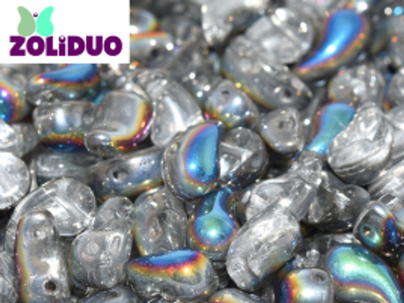 Zoliduos, Right, Crystal Vitrail (Qty: 20)