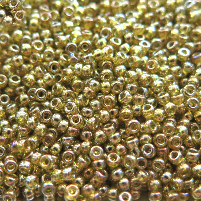 11-0318J, Light Olivine Gold Luster (28 gr.)