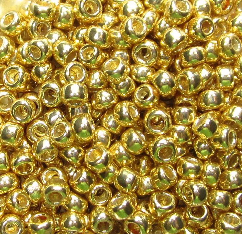 11-P0471, PermaFinish Gold (28 gr.) (Toho PF557)