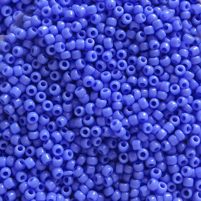 11-0417A, Opaque Medium Sapphire (28 gr.)