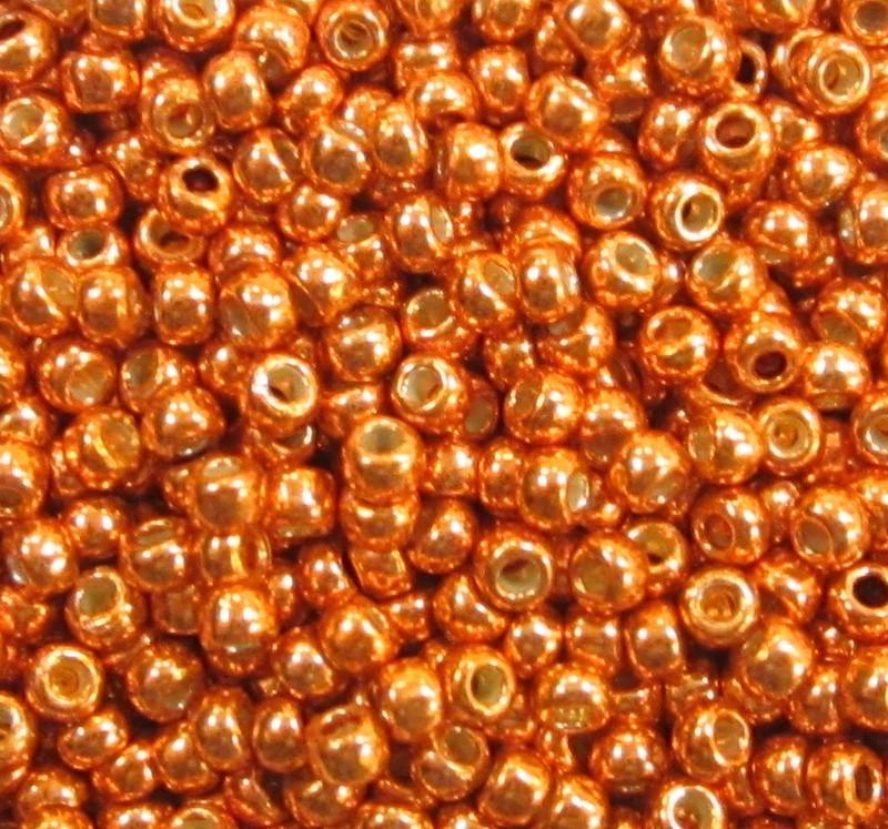 11-P0486, PermaFinish Pumpkin (28 gr.) (Toho PF562)