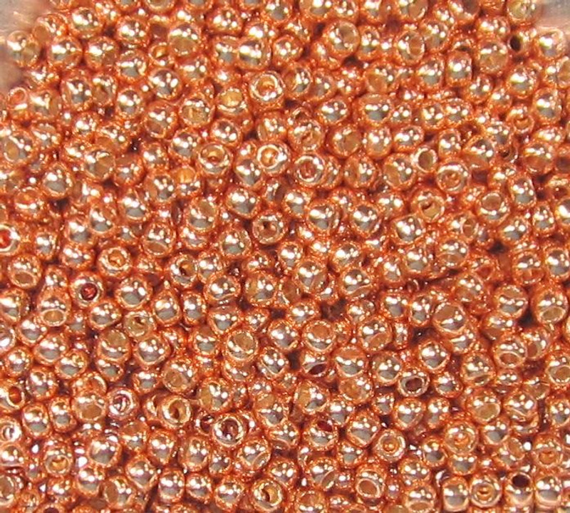 11-P0481, PermaFinish Rose Gold (28 gr.) (Toho PF551)