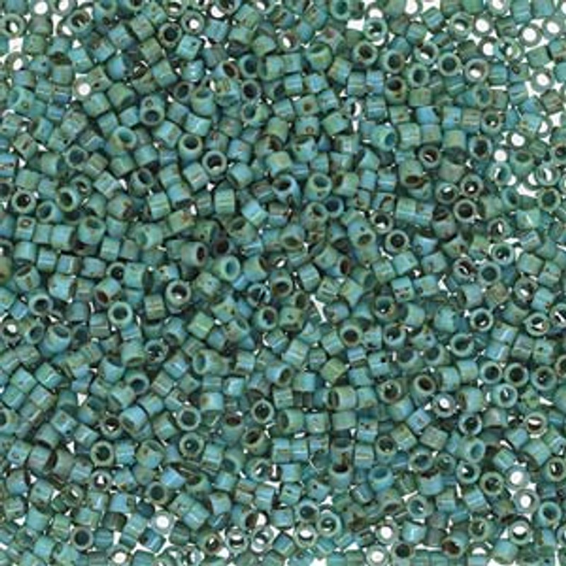 11-DB-2264, Turquoise Picasso (10 gr.)