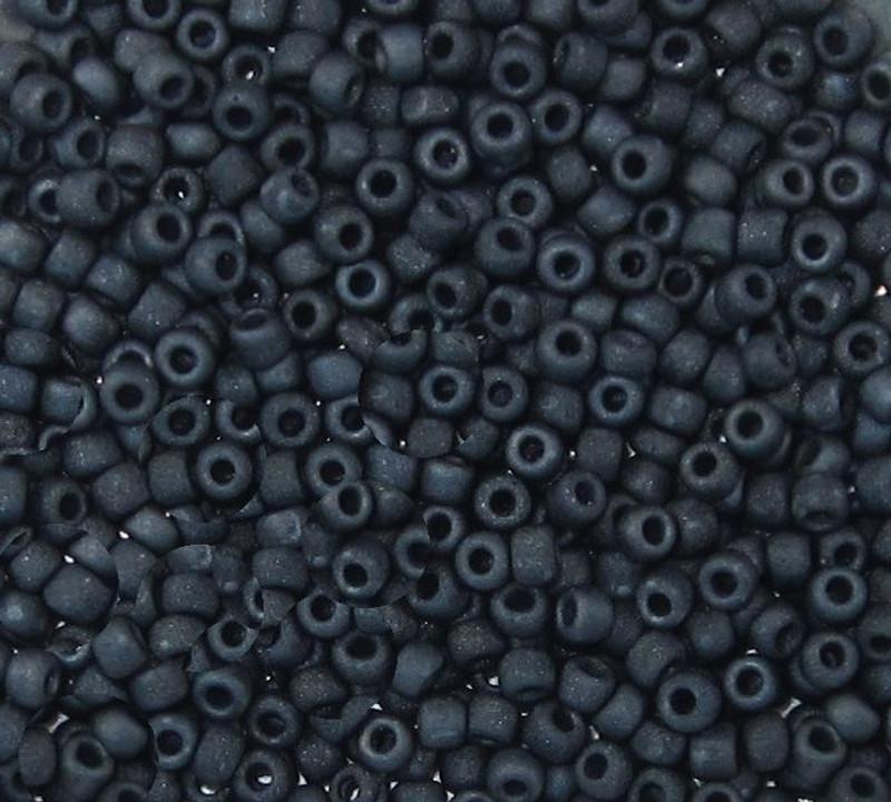 11-F0451, Matte Hematite (28 gr.)