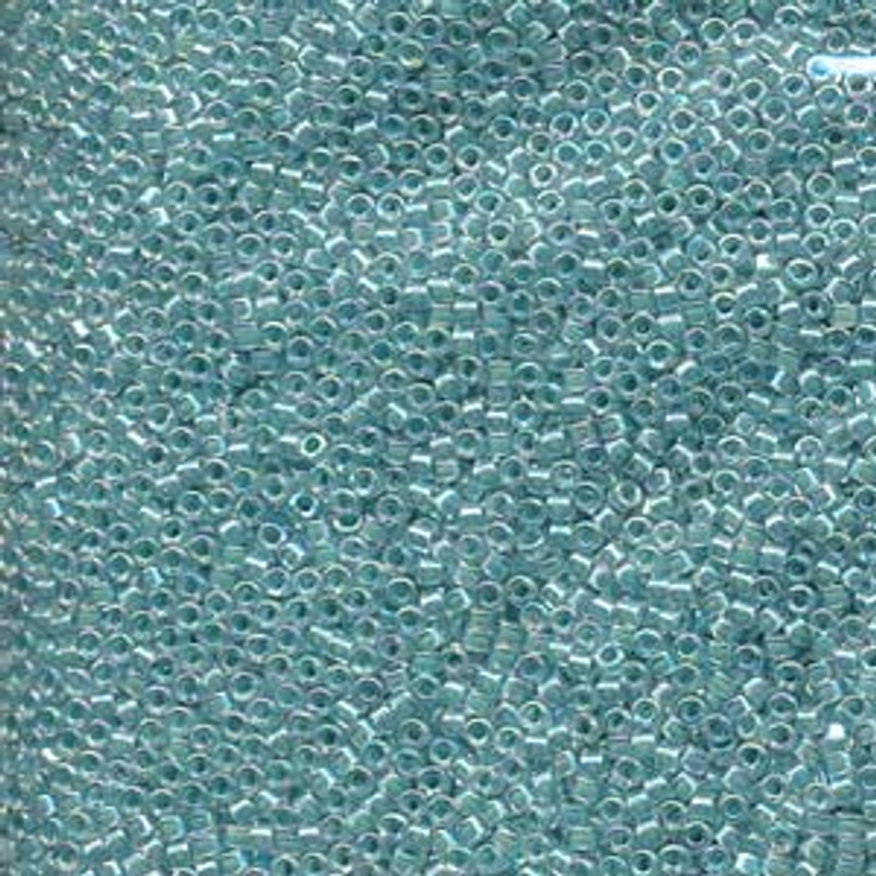 11-DB-0079, Lined Aqua Blue AB (10 gr.)
