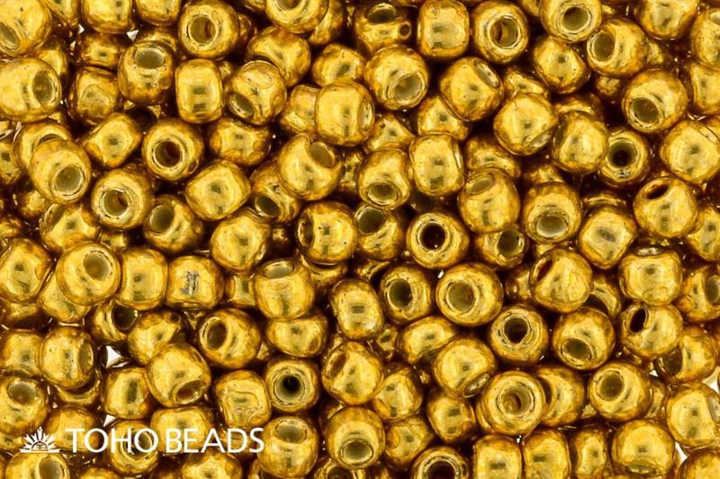 11-P0495L, PermaFinish Golden Mustard (28 gr.) (Toho PF591)