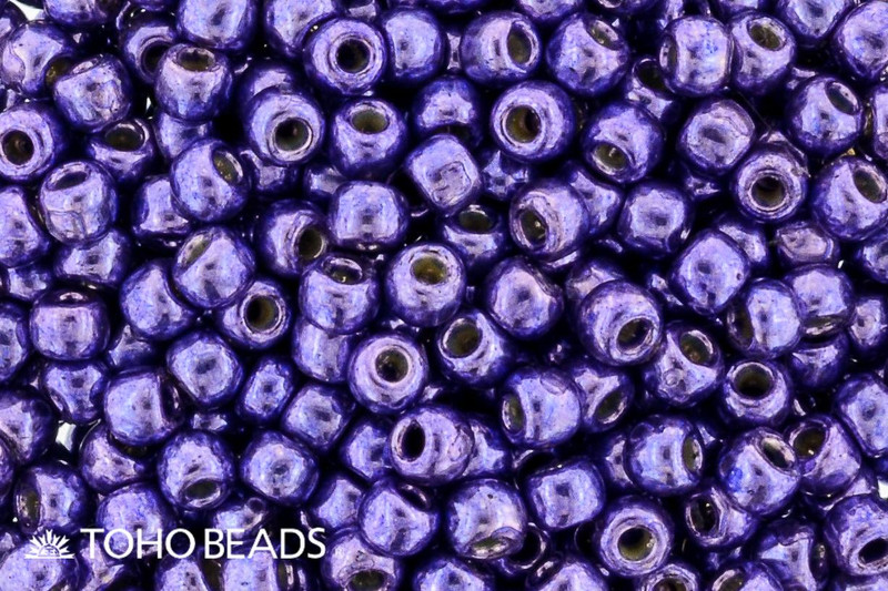 8-P0495B, PermaFinish Pretty Purple (28 gr.) (Toho PF581)