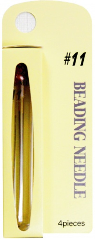 Tulip Beading Needles - Size 11 Long
