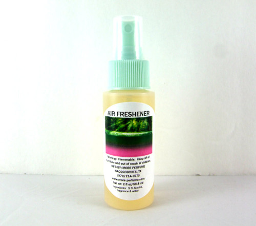 New Car Concentrated Air Freshener Fresh, Clean Scent Of A Brand New Car 2 Oz Spray