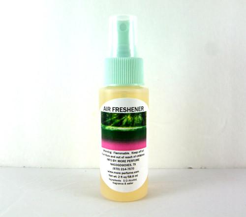 Tuberdenia Concentrated Air Freshener Intoxicating Tuberose/Gardenia Blend 2 Oz Spray