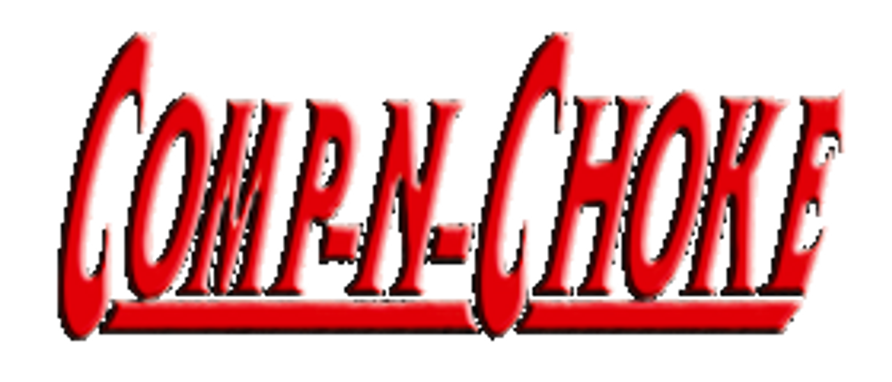 Image result for comp and choke logo png