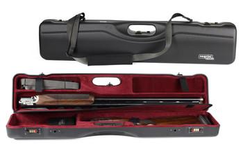 Negrini OU/SXS Ultra-Compact Sporter Shotgun Case – 16407LR/5642