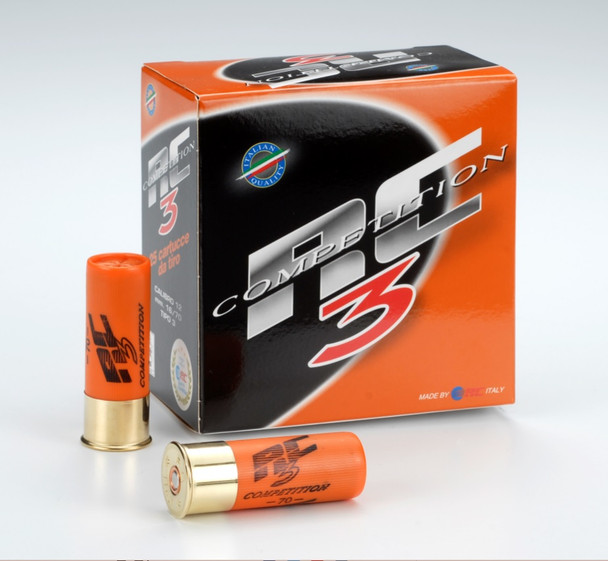 RC 3 Competition 1oz 1220FPS - Flat (10 boxes)