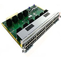 Cisco WS-X4648-RJ45-E 4500E 48-Port Catalyst Switch Module (WS-X4648-RJ45-E)