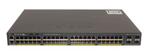 Cisco Catalyst WS-C2960X-48FPS-L Network Switch (WS-C2960X-48FPS-L)