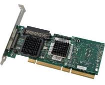 Dell PERC 4/SC 64MB SCSI PCI-X RAID Controller (C4372)
