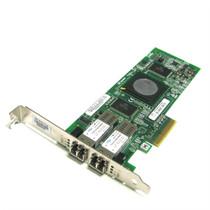 QLogic 4Gb/s FC Dual Port PCI-e HBA (JF340)