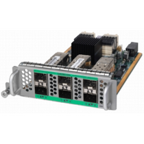 Cisco - expansion module - 6 ports (N5K-M1600)