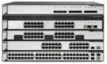 Cisco Catalyst 3750G-24TS-E1U with 24 Ethernet 10/100/1000 ports and four SFP uplinks, 1-rack unit (RU) height (WS-C3750G-24TS-E1U)
