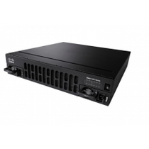 Cisco ISR 4321 Router - Modular - Gigabit Ethernet-2 Port 4 Slot Rack mountable (ISR4321-SEC/K9)