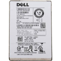 DELL NF76W 1.6TB MIX USE SELF-ENCRYPTING FIPS 140-2 SAS 12GBPS 2.5INCH HOT PLUG SOLID STATE DRIVE FOR DELL POWEREDGE SERVER. (NF76W)