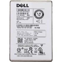"Dell 1.6TB 2.5"" MLC SAS MU 12Gbs SSD (5HR3X)"