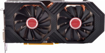 XFX Radeon RX 580 RX 580 GTS XXX Edition Graphics Card - 8 GB GDDR5 - 256-bit - 1366 MHz (RX580)