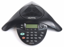 Nortel IP Audio Conference Phone 2033 w/PoE Module and Power Supply (NTEX11EA70E6)